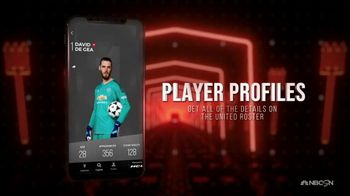 Manchester United App TV Spot ,'Keep in Touch' - 12 commercial airings