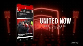 Manchester United App TV Spot ,'Keep in Touch' - Thumbnail 4