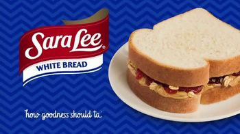 Sara Lee Classic White Bread TV Spot, 'Soft and Fluffy' - Thumbnail 10