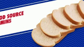 Sara Lee Classic White Bread TV Spot, 'Soft and Fluffy' - Thumbnail 8