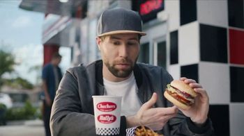 Checkers & Rally's 2 Sandwich Meal Deal TV Spot, 'Date' - Thumbnail 4