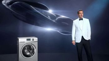 Persil ProClean Discs TV Spot, 'The Future of Laundry' Featuring Peter Hermann