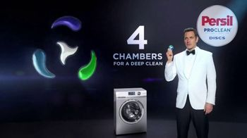 Persil ProClean Discs TV Spot, 'The Future of Laundry' Featuring Peter Hermann - Thumbnail 6