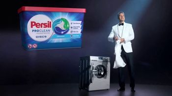 Persil ProClean Discs TV Spot, 'The Future of Laundry' Featuring Peter Hermann - Thumbnail 9