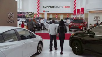 Toyota Summer Starts Here TV Spot, 'Summer Fun' [T2] - 47 commercial airings