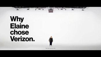 Verizon TV Spot, 'Why Elaine Chose Verizon: $650'