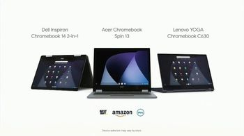 Google Chromebook TV Spot, 'If You Want a Laptop You Can Count On.' - Thumbnail 10