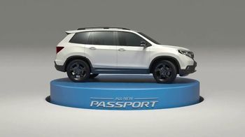 2019 Honda Passport TV Spot, 'Launch' [T2]