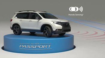 2019 Honda Passport TV Spot, 'Launch' [T2] - Thumbnail 6