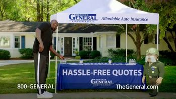 The General TV Spot, 'Dance Off' Featuring Shaquille O'Neal - Thumbnail 1