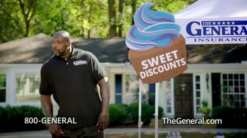 The General TV Spot, 'Dance Off' Featuring Shaquille O'Neal - Thumbnail 4