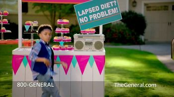 The General TV Spot, 'Dance Off' Featuring Shaquille O'Neal - Thumbnail 5