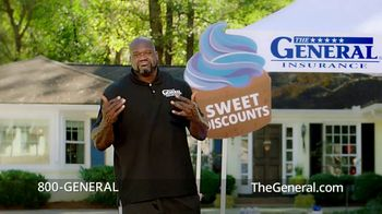 The General TV Spot, 'Dance Off' Featuring Shaquille O'Neal