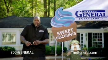 The General TV Spot, 'Dance Off' Featuring Shaquille O'Neal - Thumbnail 8