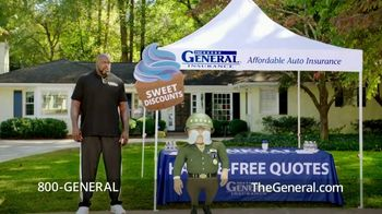 The General TV Spot, 'Dance Off' Featuring Shaquille O'Neal - Thumbnail 9