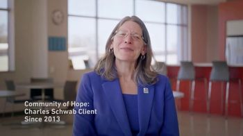 Charles Schwab TV Spot, 'Community of Hope' - Thumbnail 9