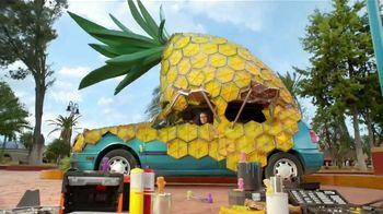 Sour Patch Kids TV Spot, 'Piña: Heads & Tails' [Spanish]