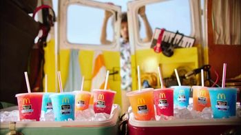 McDonald's Minute Maid Slushies TV Spot, 'Turn up Summer: $1.39' - Thumbnail 1