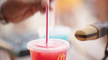 McDonald's Minute Maid Slushies TV Spot, 'Turn up Summer: $1.39' - Thumbnail 3
