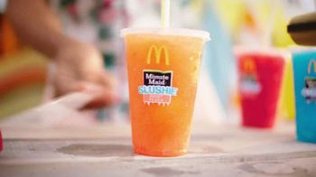 McDonald's Minute Maid Slushies TV Spot, 'Turn up Summer: $1.39' - Thumbnail 7