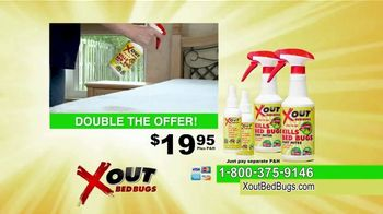XOut Bed Bugs and Dust Mites Spray TV Spot, 'Breaking News' - Thumbnail 8