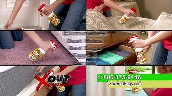 XOut Bed Bugs and Dust Mites Spray TV Spot, 'Breaking News' - Thumbnail 5