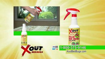 XOut Bed Bugs and Dust Mites Spray TV Spot, 'Breaking News' - Thumbnail 7