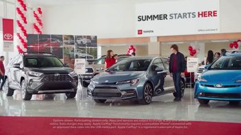 Toyota Summer Starts Here TV Spot, 'Date-Night Text' [T2] - Thumbnail 1
