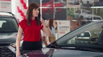 Toyota Summer Starts Here TV Spot, 'Date-Night Text' [T2] - Thumbnail 2