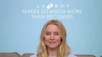 La-Z-Boy Memorial Day Sale TV Spot, 'Total Shocker' Featuring Kristen Bell - Thumbnail 1