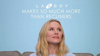 La-Z-Boy Memorial Day Sale TV Spot, 'Total Shocker' Featuring Kristen Bell - Thumbnail 2
