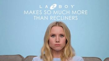 La-Z-Boy Memorial Day Sale TV Spot, 'Total Shocker' Featuring Kristen Bell - Thumbnail 3