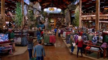 Bass Pro Shops Go Outdoors Event and Sale TV Spot, 'S&W Pistol & American Eagle Rifle Ammo' - Thumbnail 1