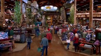 Bass Pro Shops Go Outdoors Event and Sale TV Spot, 'S&W Pistol & American Eagle Rifle Ammo' - Thumbnail 2