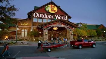 Bass Pro Shops Go Outdoors Event and Sale TV Spot, 'S&W Pistol & American Eagle Rifle Ammo' - Thumbnail 3