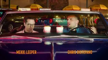 Sonic Drive-In Red Bull Slushes TV Spot, 'Stupid Questions With Mekki Leeper' Featuring Chris Distefano - Thumbnail 2