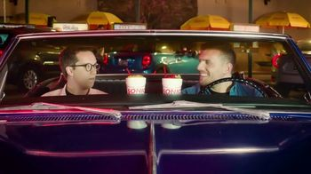 Sonic Drive-In Red Bull Slushes TV Spot, 'Stupid Questions With Mekki Leeper' Featuring Chris Distefano - Thumbnail 7