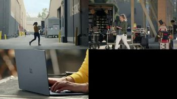 Microsoft Surface Laptop 2 TV Spot, 'Taylor Church: productora de televisión' [Spanish] - Thumbnail 7