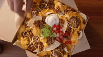 Taco Bell Grande Nachos Box TV Spot, 'Share With Yourself' - Thumbnail 1