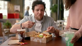 Taco Bell Grande Nachos Box TV Spot, 'Share With Yourself' - Thumbnail 5