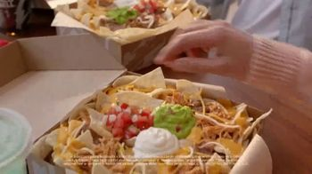 Taco Bell Grande Nachos Box TV Spot, 'Share With Yourself' - Thumbnail 6