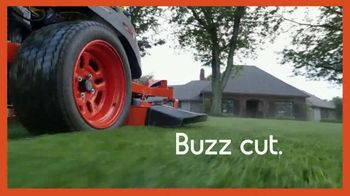 Kubota Z Series TV Spot, 'Look Good' - Thumbnail 3