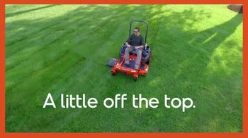 Kubota Z Series TV Spot, 'Look Good' - Thumbnail 4