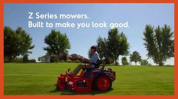 Kubota Z Series TV Spot, 'Look Good' - Thumbnail 5