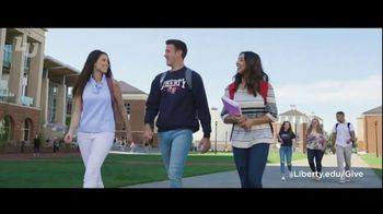 Liberty University TV Spot, 'Leaders' - 11 commercial airings