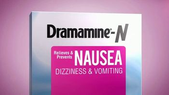 Dramamine-N TV Spot, 'Nauseous' - Thumbnail 5