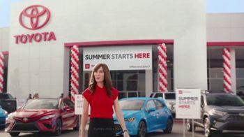 Toyota Summer Starts Here TV Spot, 'Fun Treats' [T2] - Thumbnail 2
