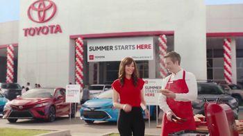 Toyota Summer Starts Here TV Spot, 'Fun Treats' [T2] - Thumbnail 3