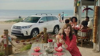 Toyota Summer Starts Here TV Spot, 'Fun Treats' [T2]