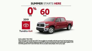 Toyota Summer Starts Here TV Spot, 'Fun Treats' [T2] - Thumbnail 9